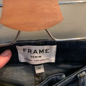 Frame La Mini Boot Size 26